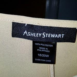Ashley Stewart Tops - Ashley Stewart SHEER CHIFFON PONCHO women top 18